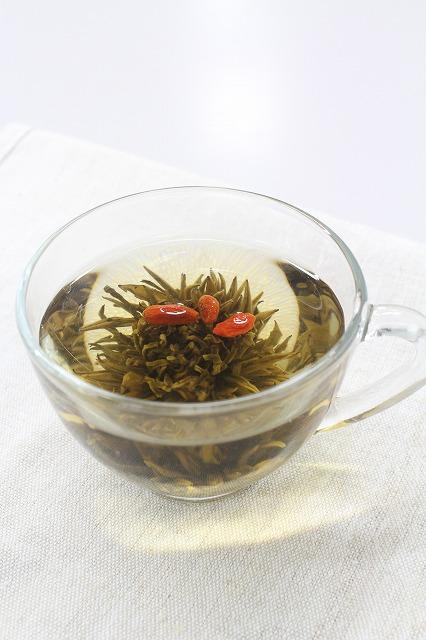 16【中国】ジャスミン茶